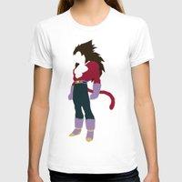 vegeta T-shirts featuring Vegeta SSJ 4  by JHTY