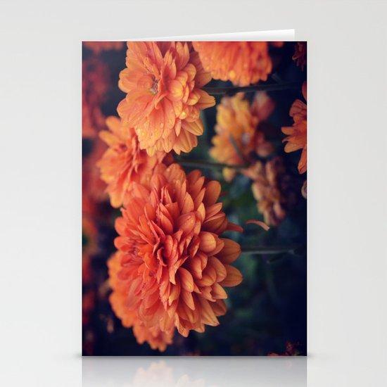 Sweet Orange Stationery Cards