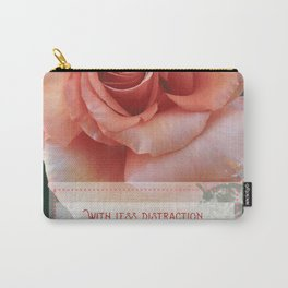Rose inspirational Carry-All Pouch