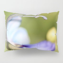 Clerodendrum Ugandense or Blue Butterfly Bush Pillow Sham