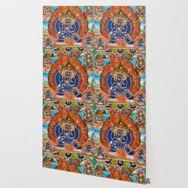Tantric Buddhist Vajrabhairava Deity 3 Wallpaper