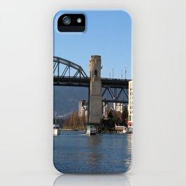 Burrard Bridge iPhone Case