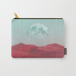 Pink Sahara Carry-All Pouch