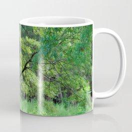 Nature's Meditation Room Coffee Mug