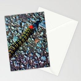 Azalea Caterpillar Stationery Cards