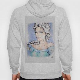 Elsa The Ice Queen Hoody