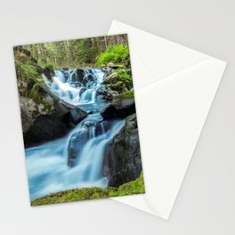 Rainforest Waterfall Stationery Cards