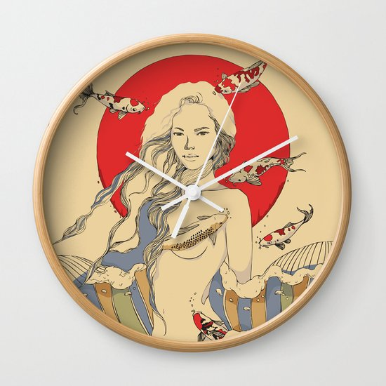 Surround You Wall Clock