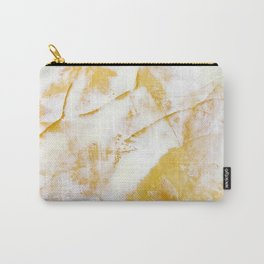 Abstraction marble texture Carry-All Pouch