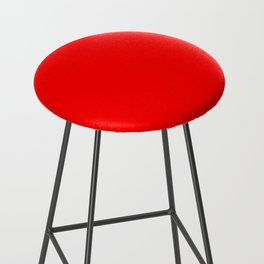 (Red) Bar Stool