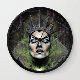 My Queen Wall Clock