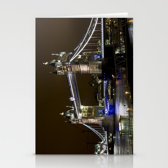 Tower Bridge Stationery Cards