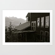 Kennecott Art Print