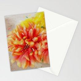 Burst of Autumn Stationery Cards