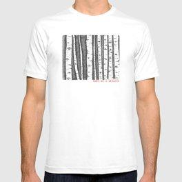 make me a witness (wasatch, utah) T-shirt