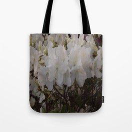 White Flowers 1 Tote Bag