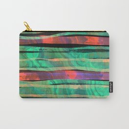 green&orange Carry-All Pouch