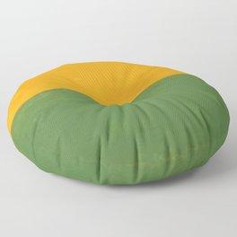 William Johnson: African Horizon Floor Pillow