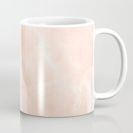 Pale Pink Marble Coffee Mug