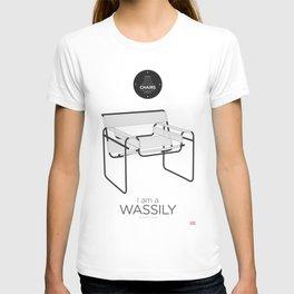 Wassily (minimalistic version) T-shirt