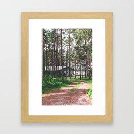 Nestled  Framed Art Print