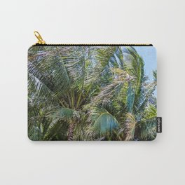 Palm Branches Carry-All Pouch