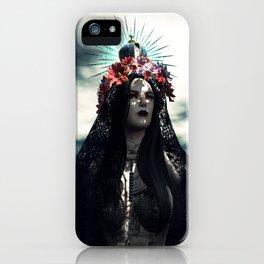 Madone iPhone Case