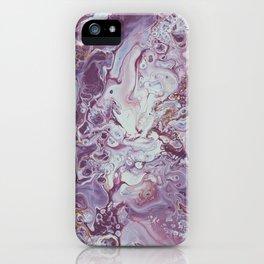 Plum Life iPhone Case