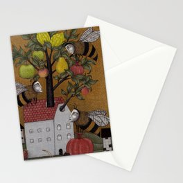 We need the BEE! Stationery Cards