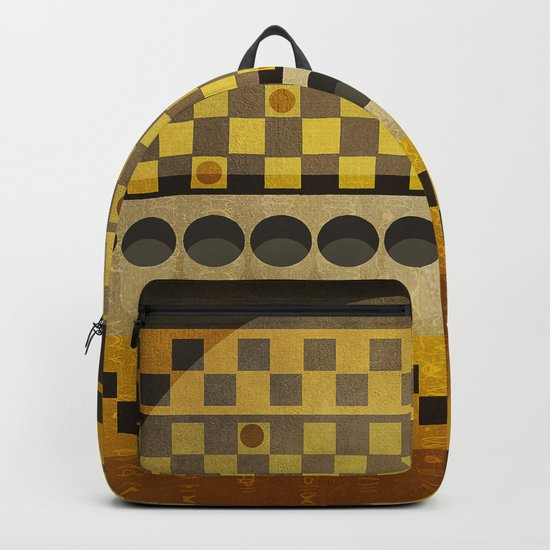 Geometric/Abstract 14 Backpack