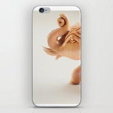 The Hindu elephant iPhone & iPod Skin