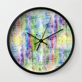 Fourth turn Wall Clock