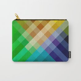 Rainbow of colors 2 Carry-All Pouch