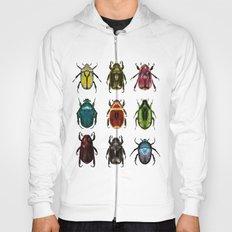 Scarab Beetle Critters Hoody