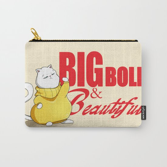Big Bold & Beautiful Carry-All Pouch