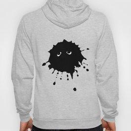 Ink Splatter is Watching You Hoody