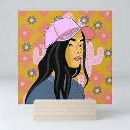 Snapback Mini Art Print