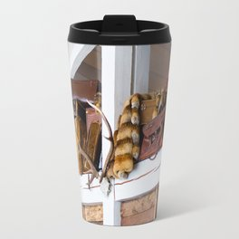 Mountain chalet Travel Mug