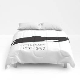 RIP Tilikum / Tilly the whale Comforters
