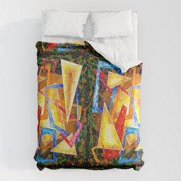 Memories / Connections Comforters
