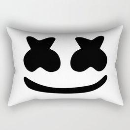 marshmello logo Rectangular Pillow