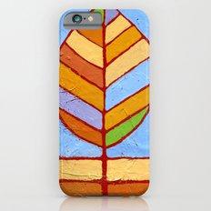 Winter Leaf Slim Case iPhone 6s