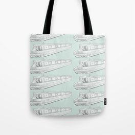 No Problem on green Tote Bag
