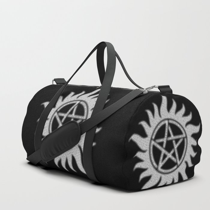 Carry On Supernatural Pentacle Duffle Bag