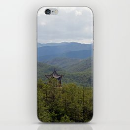 Yunnan Mountains - China iPhone Skin