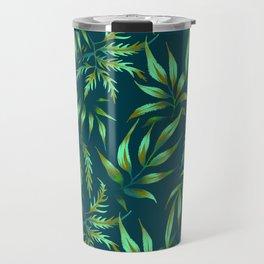 Brooklyn Forest - Green Travel Mug