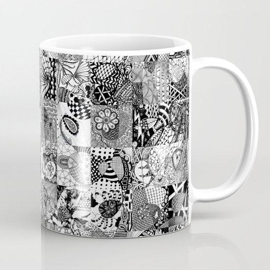 Doodling Together #3 Coffee Mug