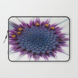 Stunning African Daisy Tropical Flower Macro Laptop Sleeve