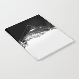 Crystal Mountain Notebook