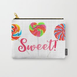 Sweet! Carry-All Pouch